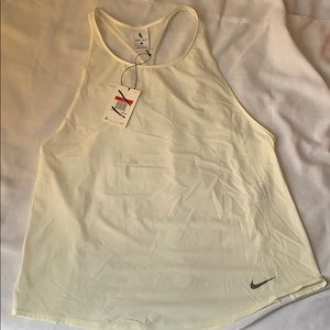 Nike Lab Workout Tank - Off-white sz L